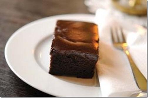 Pinot Noir Chocolate Brownies