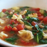 Quick and Easy Tortellini Vegetable Soup Recipe