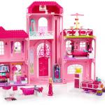 Mega Bloks® Barbie® Build 'n Style Luxury Mansion @MegaBloks #Giveawa