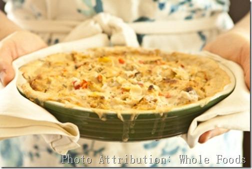 crab and artichoke dip