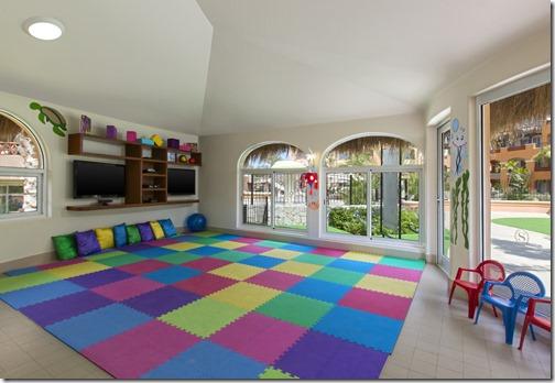 Kids Club Interior