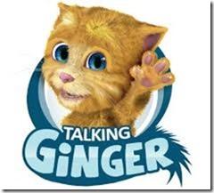 Talking Ginger Pic