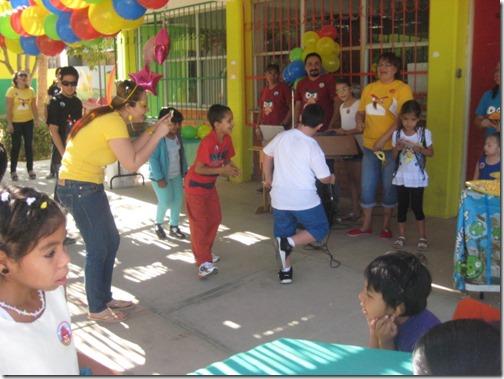 Children's Day at CAM San Lucas
