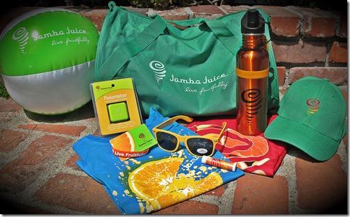 Jamba Juice Prize Pack 2