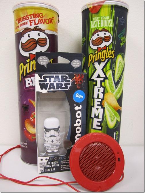 Pringles Star Wars Giveaway