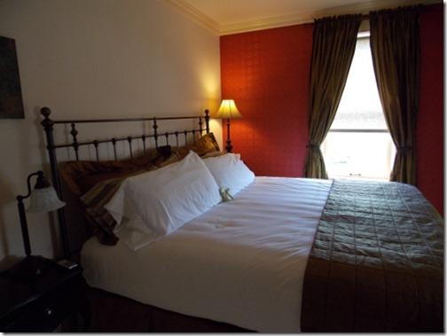 chamberlin inn bed