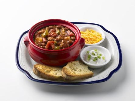 Blazing 8 Chili Recipe