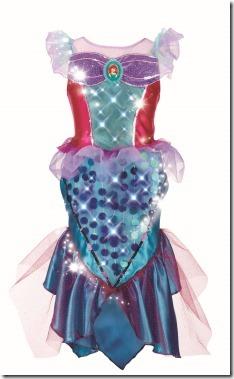 Ariel Musical Light Up Dress