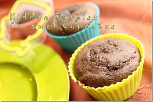 Hidden Surprise Cupcakes