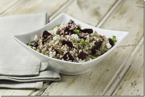 Quinoa Beet Salad LS
