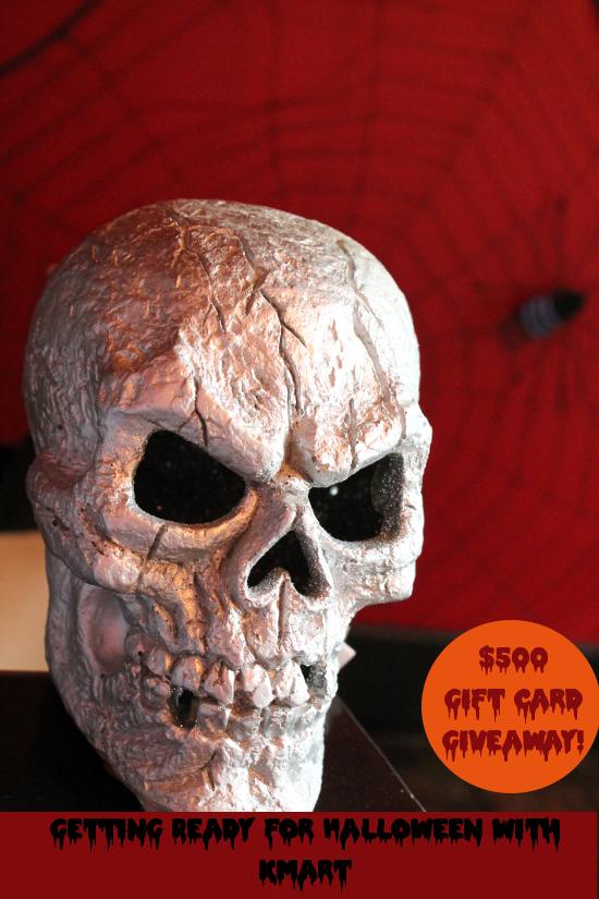 Kmart Halloween Giveaway!