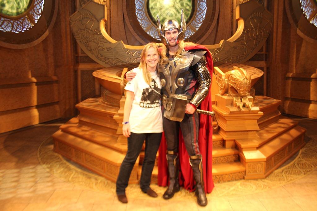 Photography: Thor of Asgard at Disneyland # ...