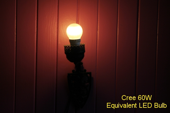 Cree 60W Equivalent LED Bulb