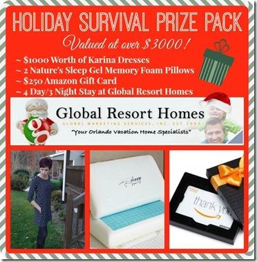 HolidaySurvivalPrizePack