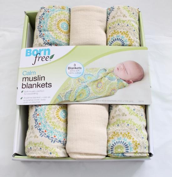 Calm Muslin Blankets
