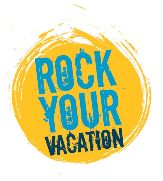 #RockYourVacation
