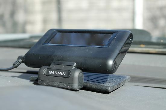 Garmin HUD+ Device