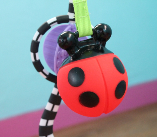 Ladybug toy