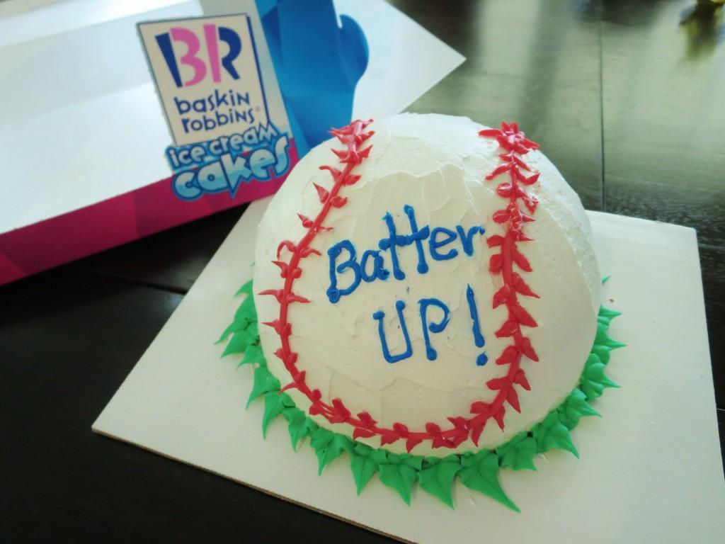 BR Cake