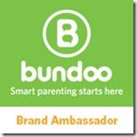 Bundoo Brand Ambassador Badge