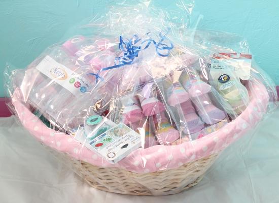 Baby depot at burlington gift shopping made easy momstart baby gift basket negle Gallery
