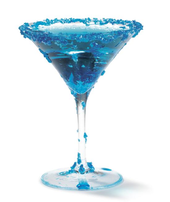 Red White & Blue Martini Recipe