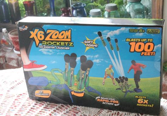 X6 Zoom Rocket
