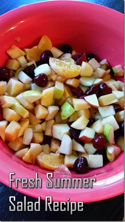 Fresh Summer Salad Recipe