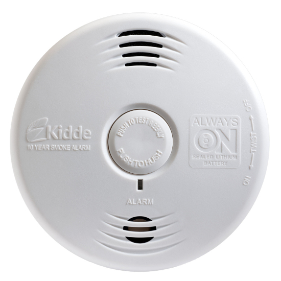Worry-Free Smoke Alarm Example