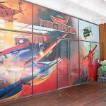 Inside Planes Fire and Rescue's Park Piston Peak