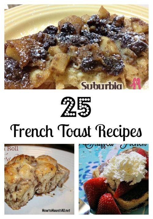 french toast recipes