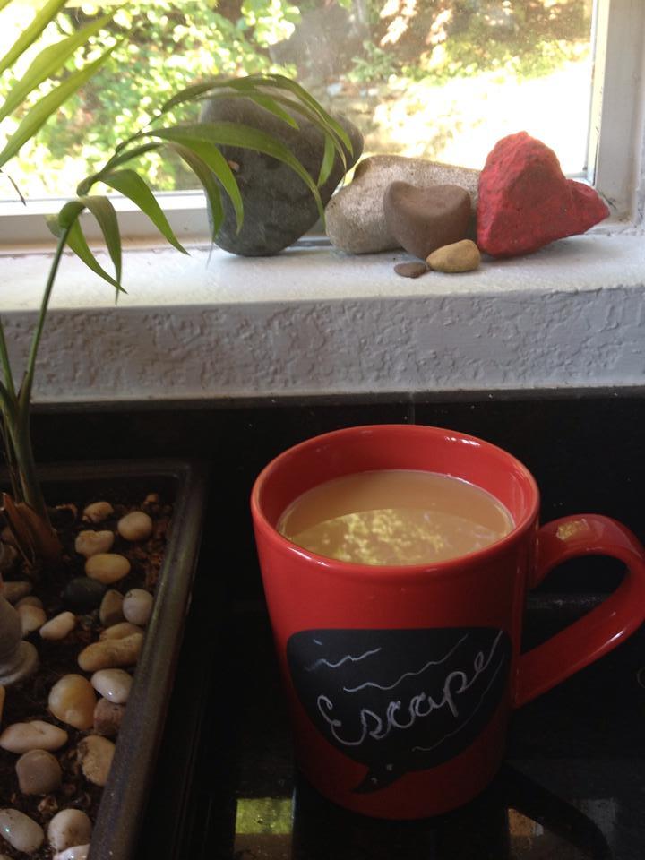 keurig escape in mug