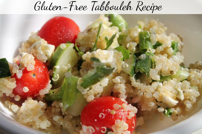 Gluten-Free Tabbouleh Recipe