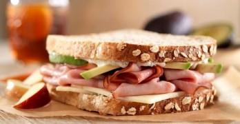 California-Style Turkey Sandwich