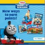 Walmart Exclusive Thomas & Friends Journey to Rewards & Giveaway