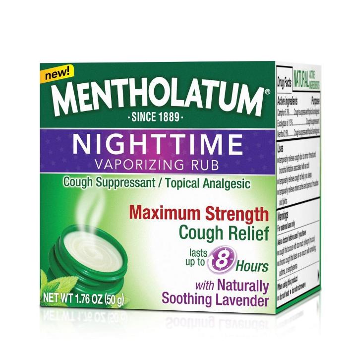 Mentholatum Nighttime