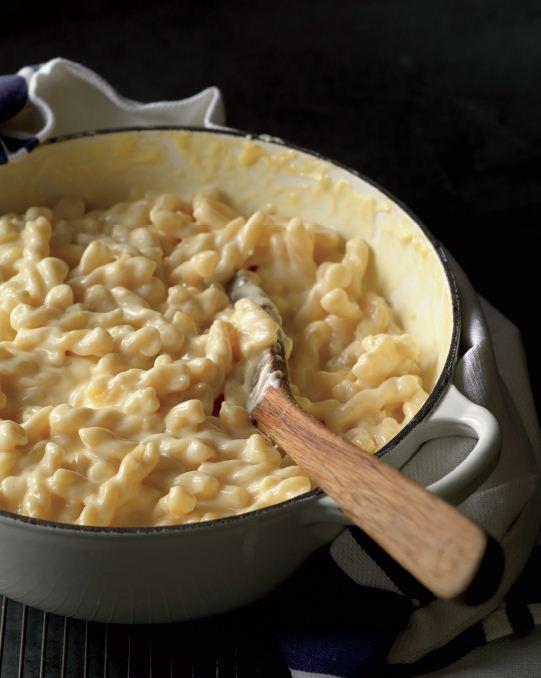 Stove Top Mac 'n' Cheese