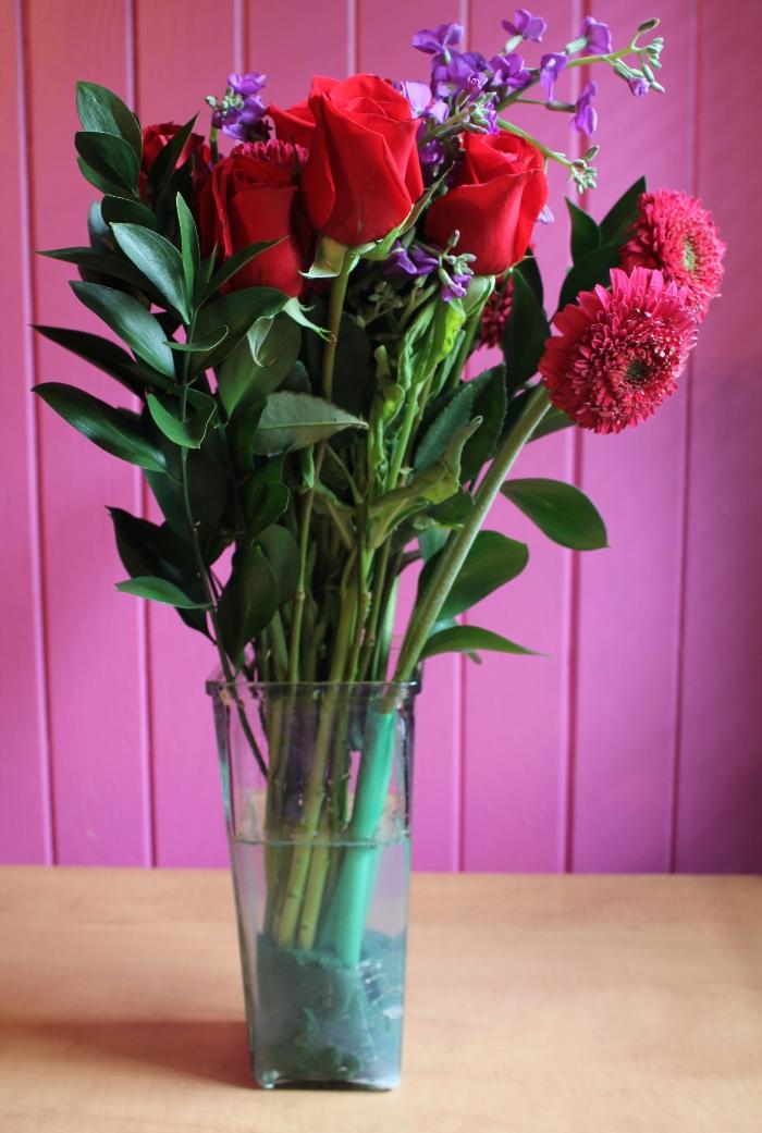 """The Best of Me"" Flower Arrangement"