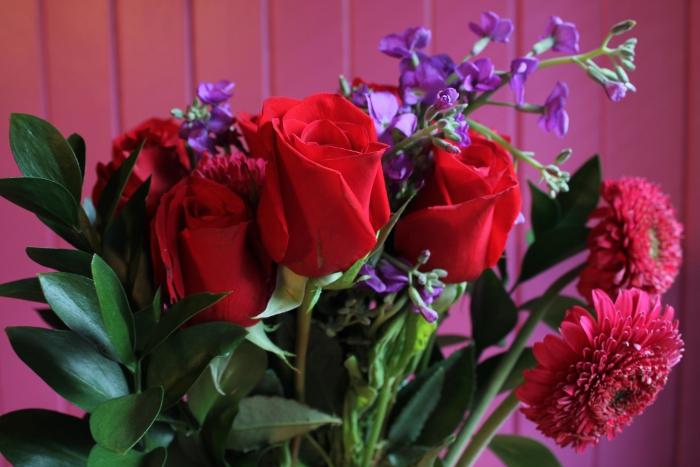 The Best of Me Bouquet Closeup