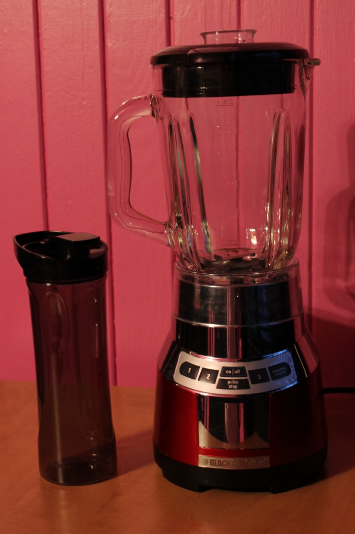BLACK+DECKER FusionBlade Digital Blender