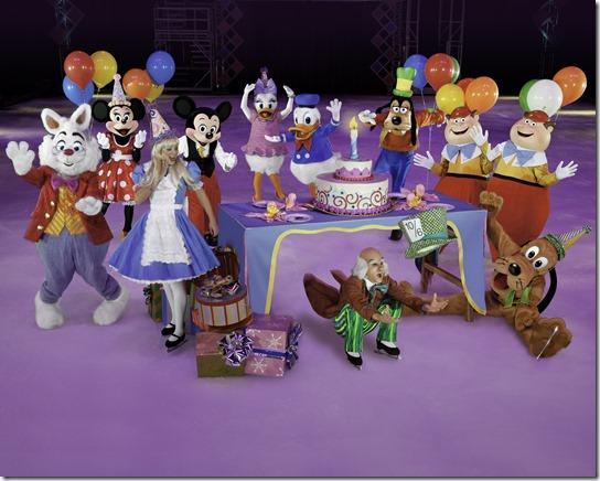 Disney on ice photo