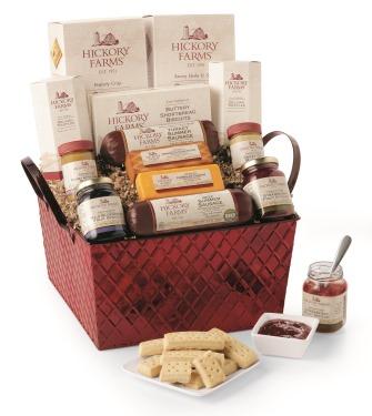 Savory & Sweet Holiday Gift Basket