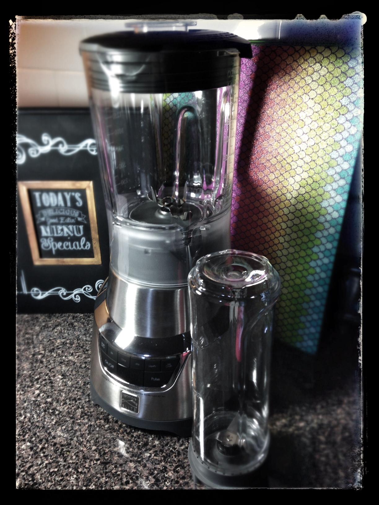 kenmore blender. sample provided. holy kenmore blender