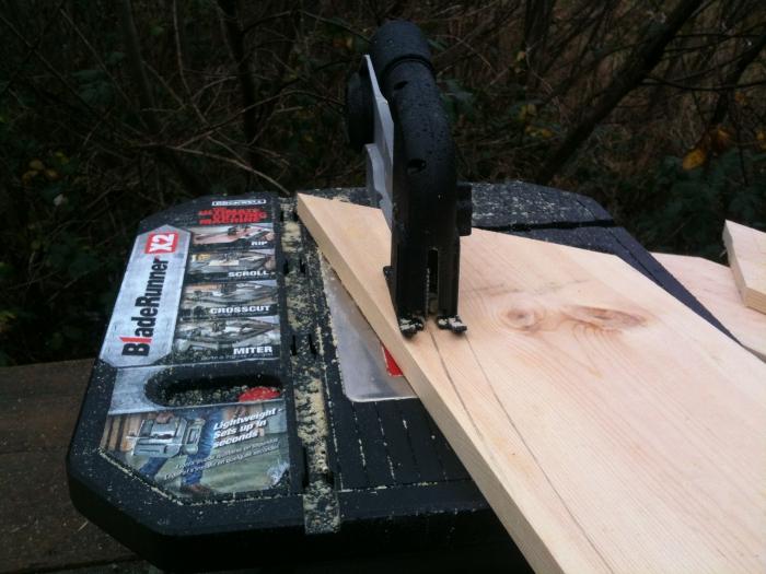 Cutting the arc