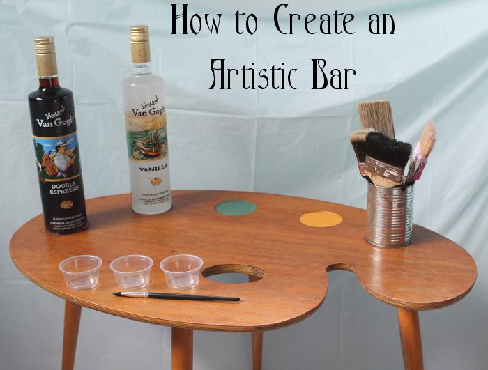 How to Create an Artistic Bar