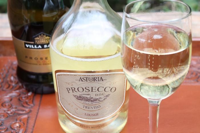 Tasting Prosecco