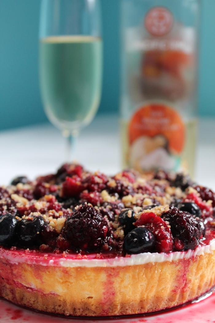 Cheesecake and wine pairing