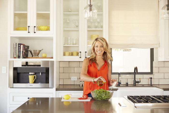 Denise Austin in the Kitchen