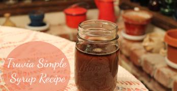 Truvia Simple Syrup Recipe