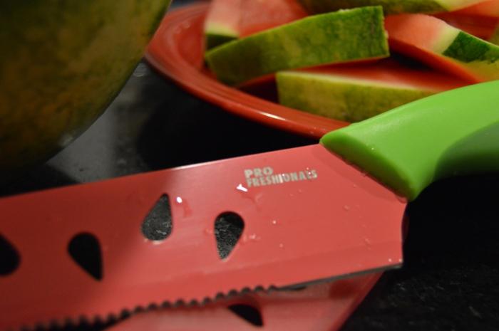 ProFreshionals knife closeup